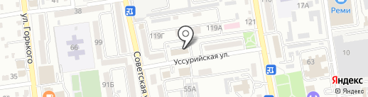 Diva nails на карте Уссурийска