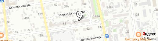 Комфорт на карте Уссурийска