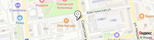 S & I fitness на карте Уссурийска