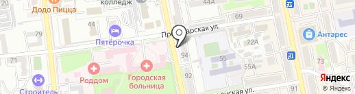 Элита-Стиль на карте Уссурийска