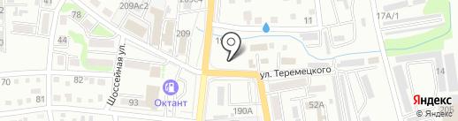 ВудЛайнУссури на карте Уссурийска