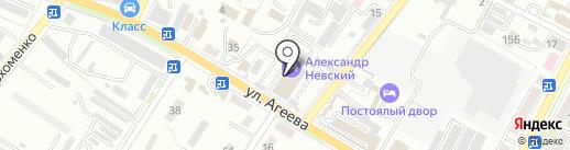 Все для КАМАЗа на карте Уссурийска