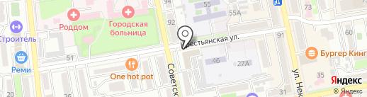 Налоговая помощь на карте Уссурийска