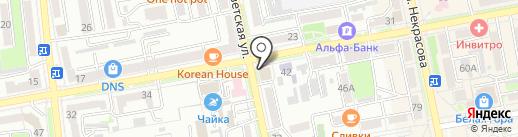 Росгосстрах на карте Уссурийска