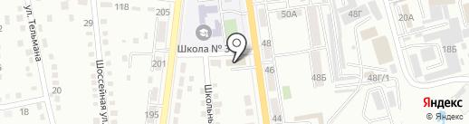 Hyindai.LOVE на карте Уссурийска