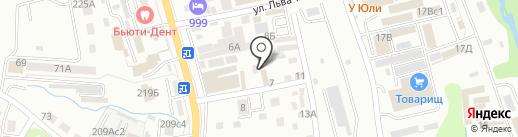 NGshop на карте Уссурийска