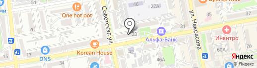 Мария на карте Уссурийска