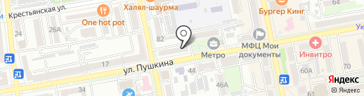 Русфит на карте Уссурийска