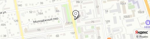 Центр сервиса на карте Уссурийска