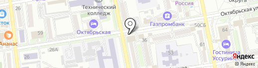 EMS на карте Уссурийска