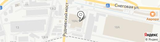 Центр Снабжения на карте Владивостока