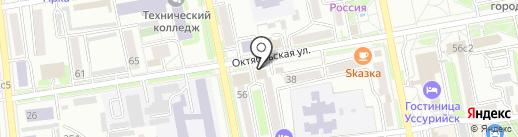 Modern Style Amd на карте Уссурийска