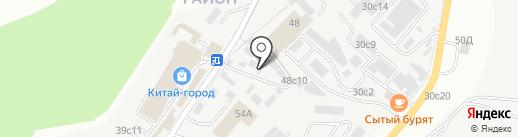 Авто Формат на карте Владивостока