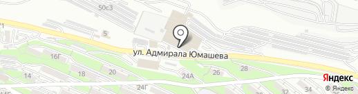 Автоаптека на карте Владивостока