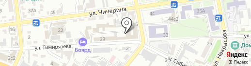 Прибор-Сервис на карте Уссурийска