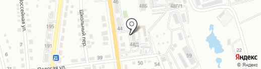 Текстильный Дом на карте Уссурийска