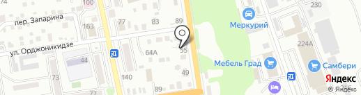 Ads moto на карте Уссурийска