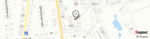 WOK на карте Уссурийска