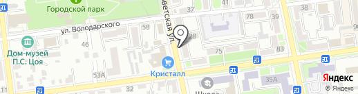 ПивОхлёб на карте Уссурийска