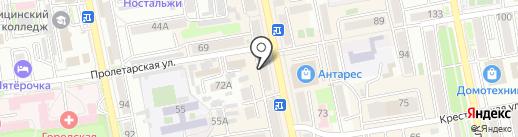 Photoshop на карте Уссурийска