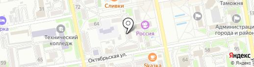 Sushi Time на карте Уссурийска