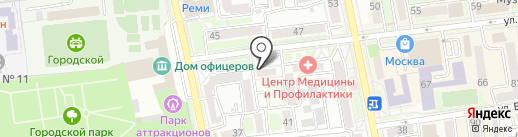 Элит-оптик на карте Уссурийска
