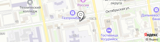 Premier Basic Professional на карте Уссурийска