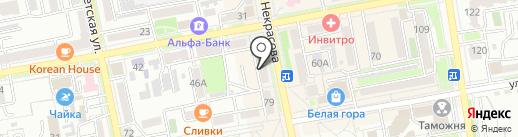 АльянсТелеком на карте Уссурийска