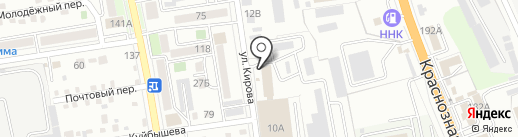 Ju-Jutsu на карте Уссурийска