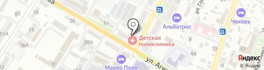Well на карте Уссурийска