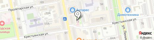Женская консультация на карте Уссурийска