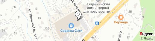 Refan на карте Владивостока