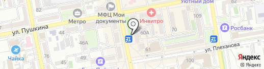 Банкомат, МТС-Банк на карте Уссурийска
