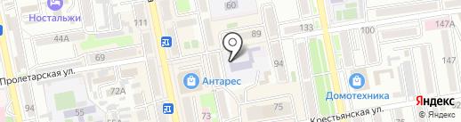 Краевой психоневрологический дом ребенка на карте Уссурийска
