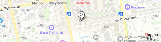 Идеальная пара на карте Уссурийска