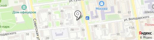Галерея на карте Уссурийска