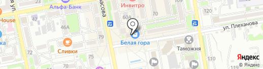 СмеSHARики на карте Уссурийска