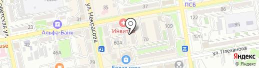 Эстет на карте Уссурийска