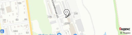 Naviline на карте Уссурийска