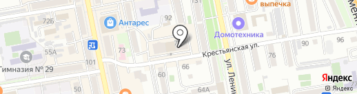 Rafaelly на карте Уссурийска