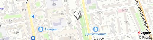 Lusien на карте Уссурийска