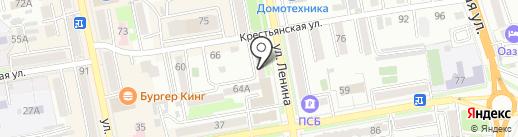 НПК Гео инфо на карте Уссурийска