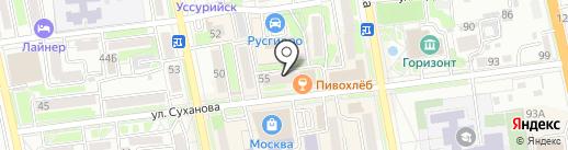 Faberlic на карте Уссурийска