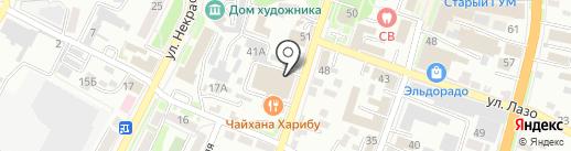 AVTOTOK на карте Уссурийска