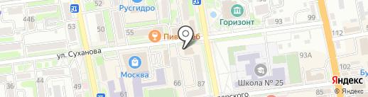 Alarm-service на карте Уссурийска
