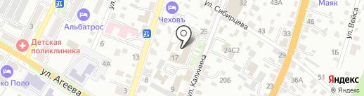 УФМС на карте Уссурийска