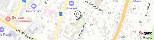 Криминальная полиция по экономическим преступлениям на карте Уссурийска