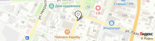 ПрофАудит на карте Уссурийска