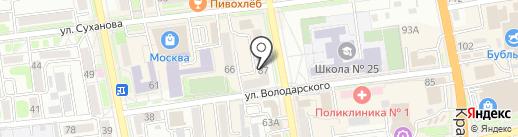 Sofya на карте Уссурийска