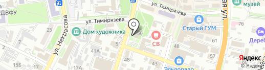 Zodchiy design на карте Уссурийска